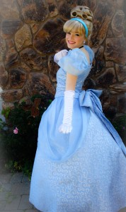 Hire Cinderella for a birthday party in Seattle